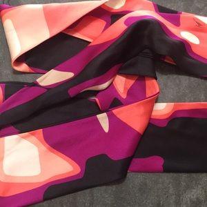 Trina Turk Accessories - Trina Turk long silk scarf